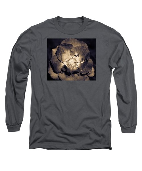 Garden Goodbye Long Sleeve T-Shirt