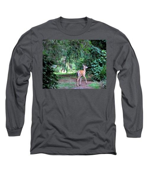 Garden Guest Long Sleeve T-Shirt