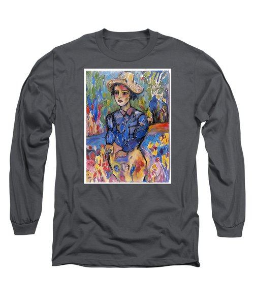 garden moment II Long Sleeve T-Shirt