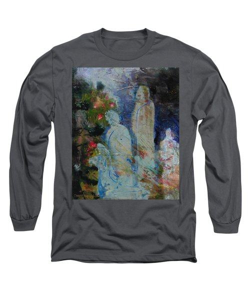 Garden Of Good And Evil Long Sleeve T-Shirt