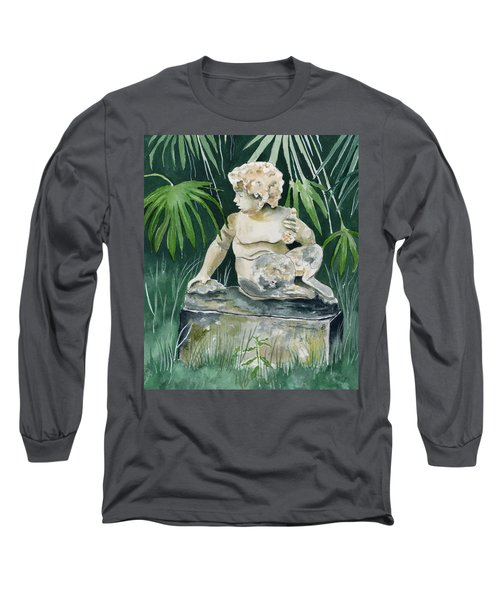 Garden Satyr Long Sleeve T-Shirt