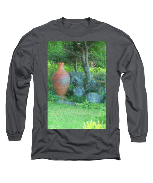 Garden Urn Long Sleeve T-Shirt