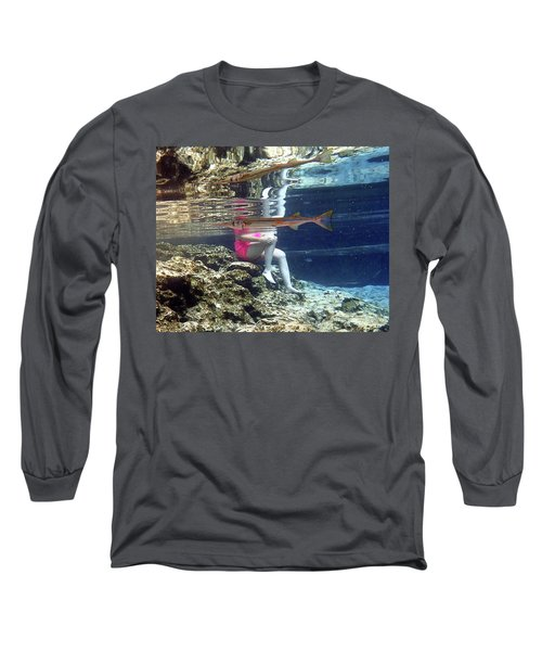 Garfish Long Sleeve T-Shirt