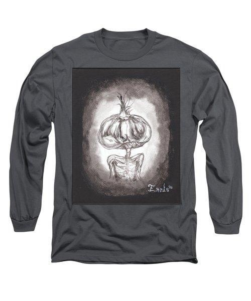 Garlic Boy Long Sleeve T-Shirt