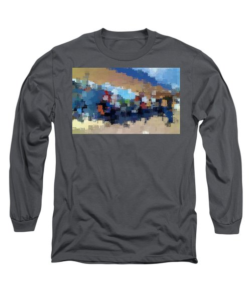The Overpass Long Sleeve T-Shirt