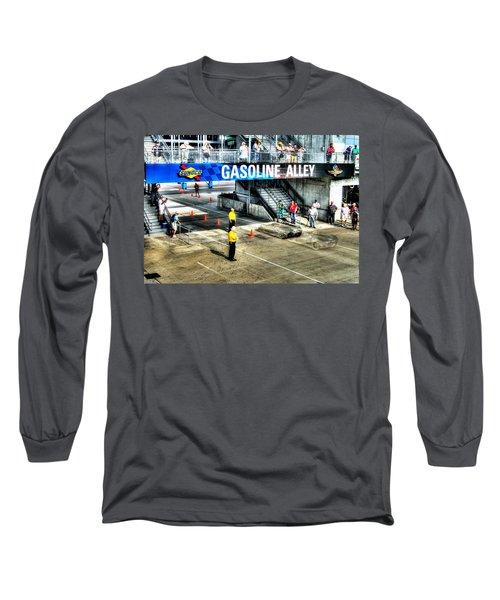 Gasoline Alley Long Sleeve T-Shirt by Josh Williams