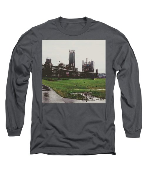 Gasworks Park Long Sleeve T-Shirt