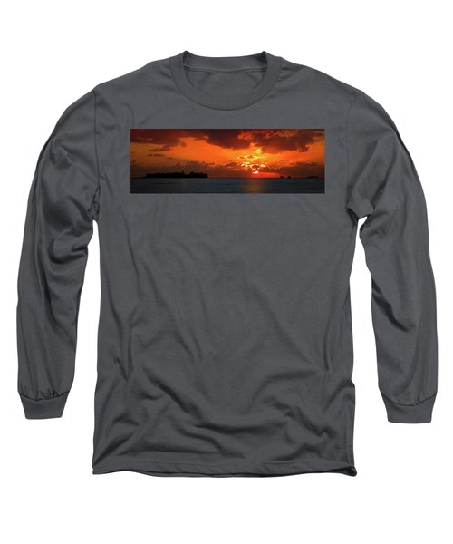 Gate To The Americas Long Sleeve T-Shirt