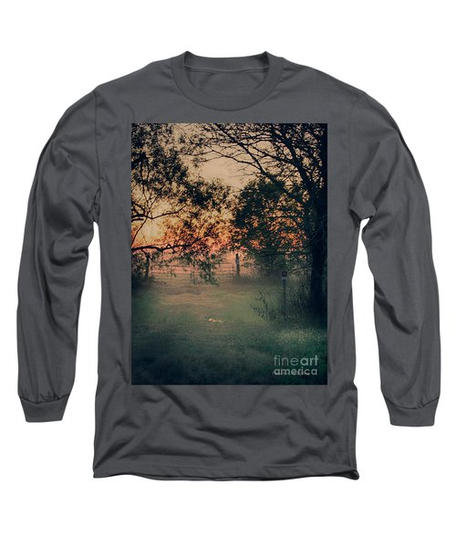 Gated Sunset Long Sleeve T-Shirt