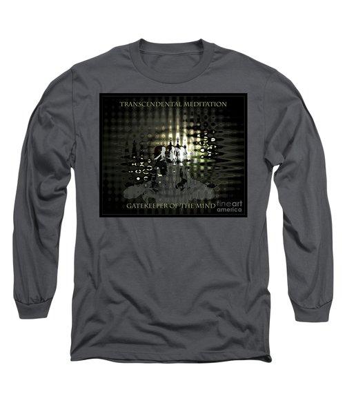 Gatekeeper Of The Mind Long Sleeve T-Shirt