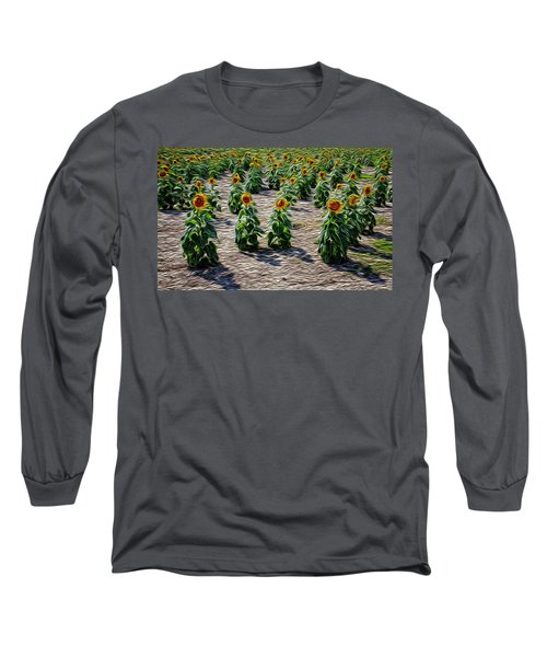 Gathering In Place Long Sleeve T-Shirt