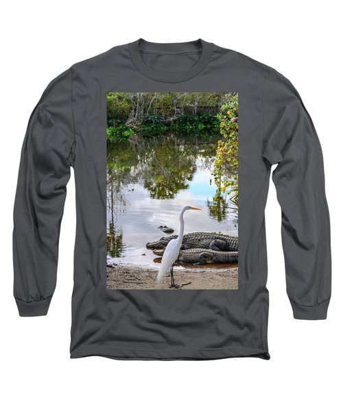 Gator Fam Long Sleeve T-Shirt