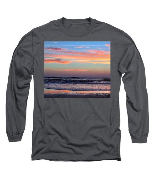 Gator Sunrise 10.31.15 Long Sleeve T-Shirt