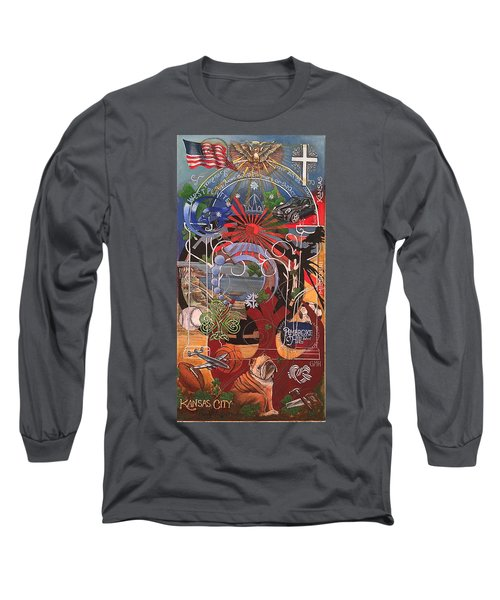 Gavin 40 Long Sleeve T-Shirt