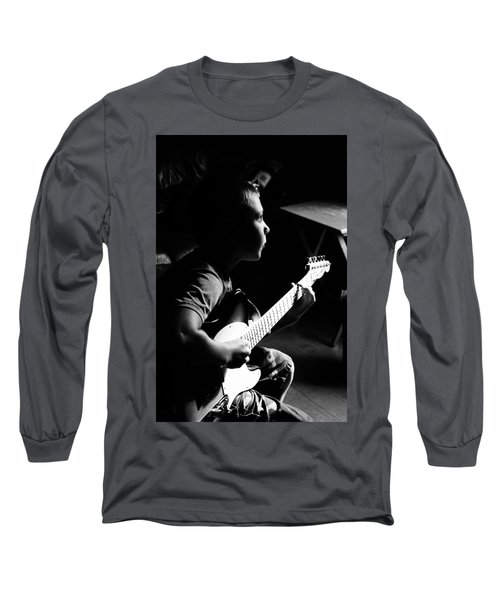 Greatness In The Making Long Sleeve T-Shirt by Daniel Thompson