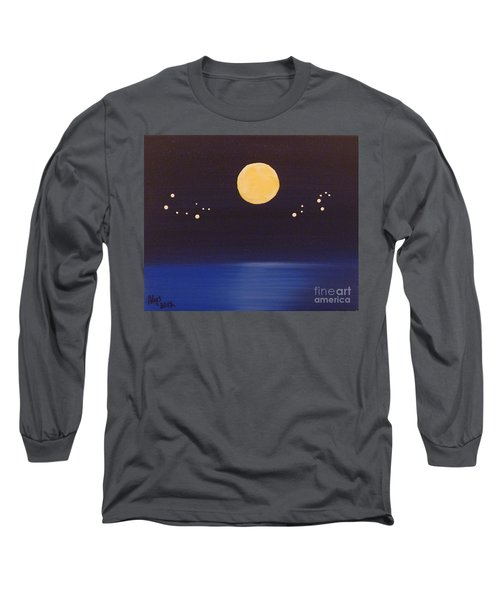 Gemini And Leo Long Sleeve T-Shirt by Alys Caviness-Gober