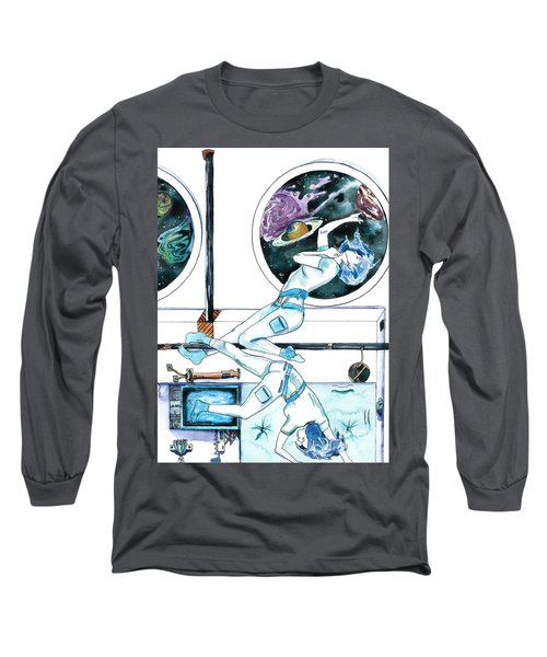 Gemini Journey Pollux Pleads Long Sleeve T-Shirt