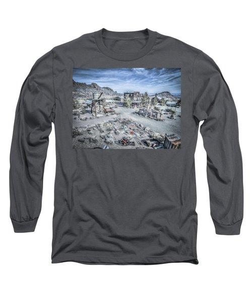 General Store Long Sleeve T-Shirt by Mark Dunton