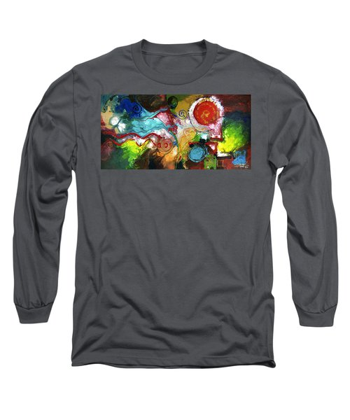 Gentle Persuasion Long Sleeve T-Shirt