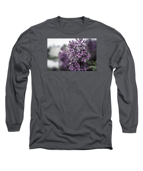 Gentle Spring Breeze Long Sleeve T-Shirt