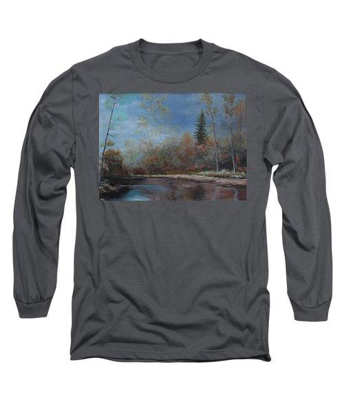 Gentle Stream - Lmj Long Sleeve T-Shirt