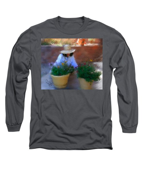 Gently Does It Long Sleeve T-Shirt