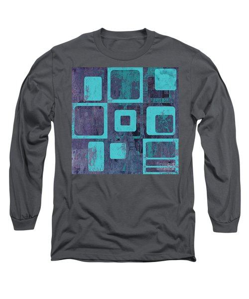 Geomix 02 - Sp06c6b Long Sleeve T-Shirt by Variance Collections