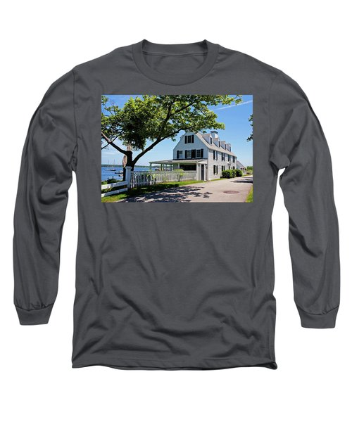 George Walton House In Newcastle Long Sleeve T-Shirt