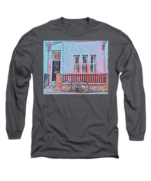 Georgetown Cycle Long Sleeve T-Shirt