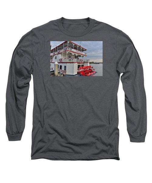 Georgia Queen Long Sleeve T-Shirt