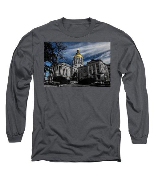 Georgia State Capital Long Sleeve T-Shirt