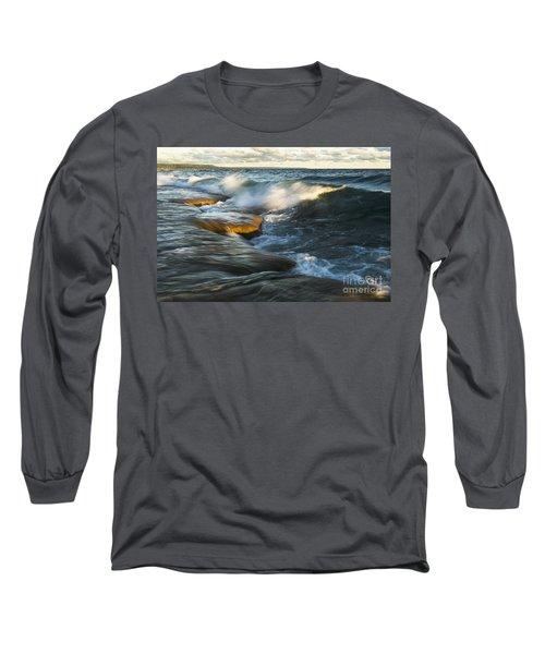 Georgian Bay Sunrise Long Sleeve T-Shirt