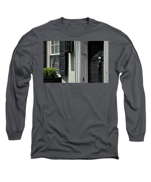 Georgian Gem Long Sleeve T-Shirt