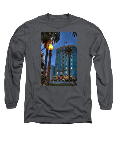 Georgian Hotel Long Sleeve T-Shirt