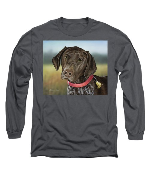 German Chocolate Long Sleeve T-Shirt
