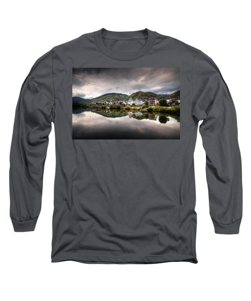 German Village Long Sleeve T-Shirt