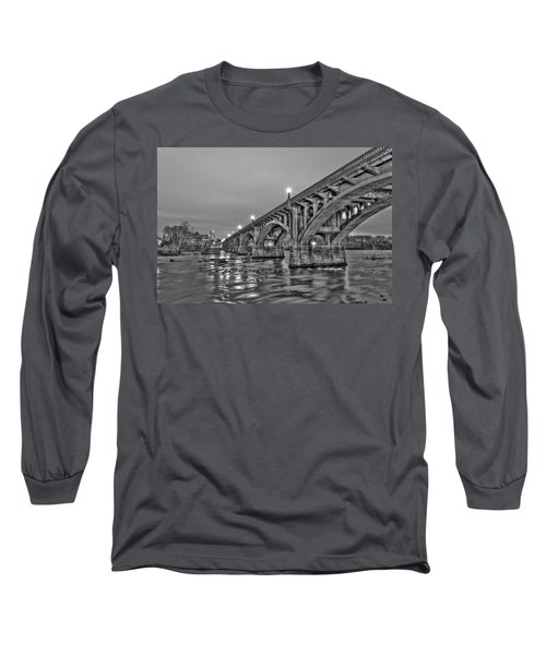 Gervais Street Bridge II Long Sleeve T-Shirt