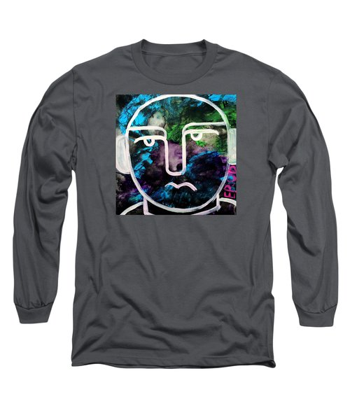 Get Into The Groove Art By Robert Erod Original Long Sleeve T-Shirt