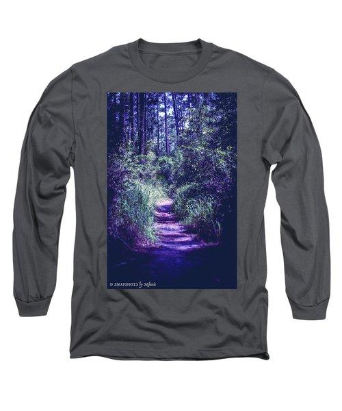 Get That Rabbit Long Sleeve T-Shirt by Stefanie Silva