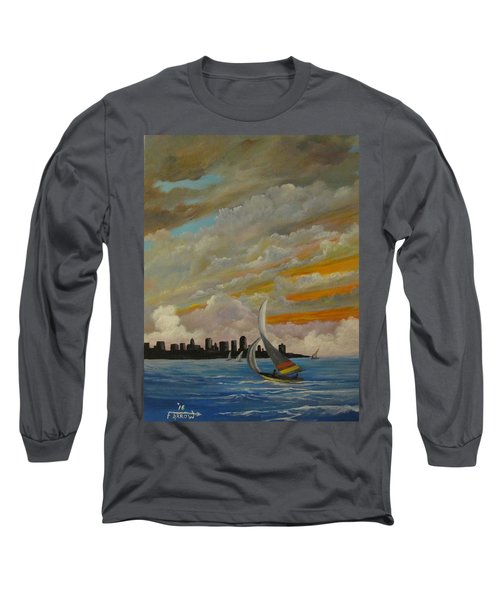 Getting Away Long Sleeve T-Shirt