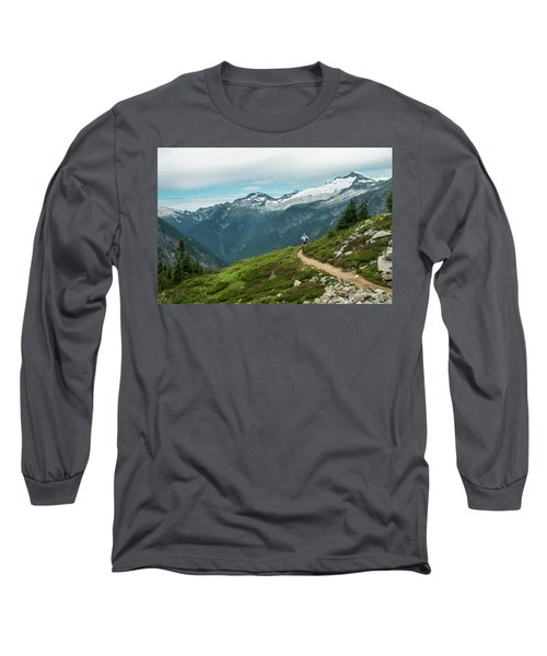 Getting Better All The Time.... Long Sleeve T-Shirt