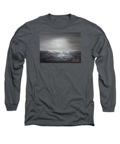 Getting Dark Long Sleeve T-Shirt