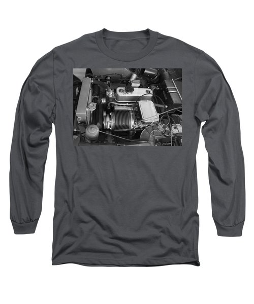 Getting The Most From A Samll Engine Long Sleeve T-Shirt
