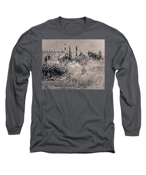 Gettysburg Union Infantry 8963s Long Sleeve T-Shirt