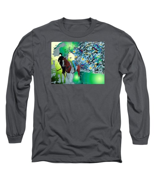 Ghost Riders Long Sleeve T-Shirt