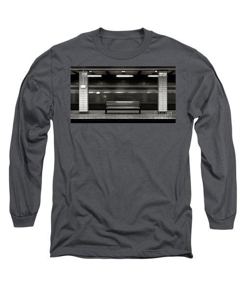 East Berlin Ghost Train Long Sleeve T-Shirt