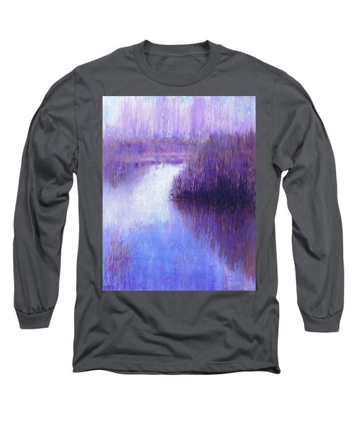 Ghostly Sentinels Long Sleeve T-Shirt