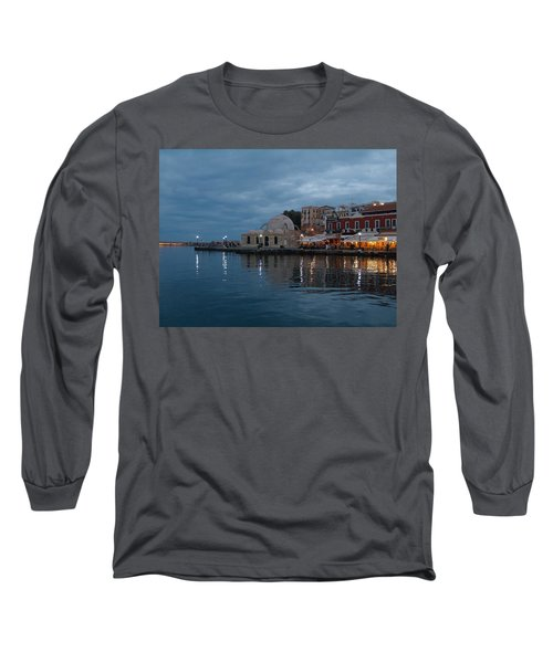 Giali Tzamissi  Long Sleeve T-Shirt