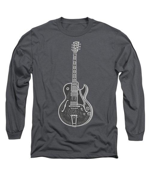 Gibson Es-175 Electric Guitar Tee Long Sleeve T-Shirt