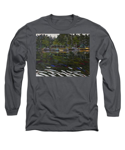 Gilmour Island Long Sleeve T-Shirt